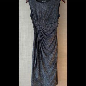 Black dress by Enfocus Studio size 6 like new.